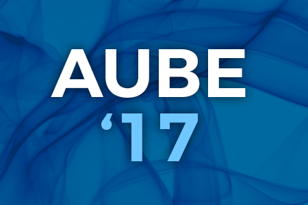 AW Tech at AUBE17