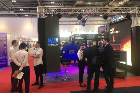 New CO 9000 series calibrator steals the show for AW Technology at FIREX 2019